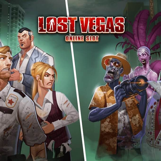 lost vegas pokies review